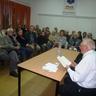Író-olvasó találkozó a Közösségi Házban