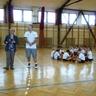 Kosárlabda bemutató