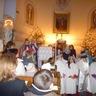 Pásztorjáték a Katolikus Templomban