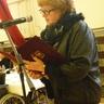 60 éven felüliek találkozója Kaposszekcsőn