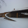 Februári hóesés 2012.
