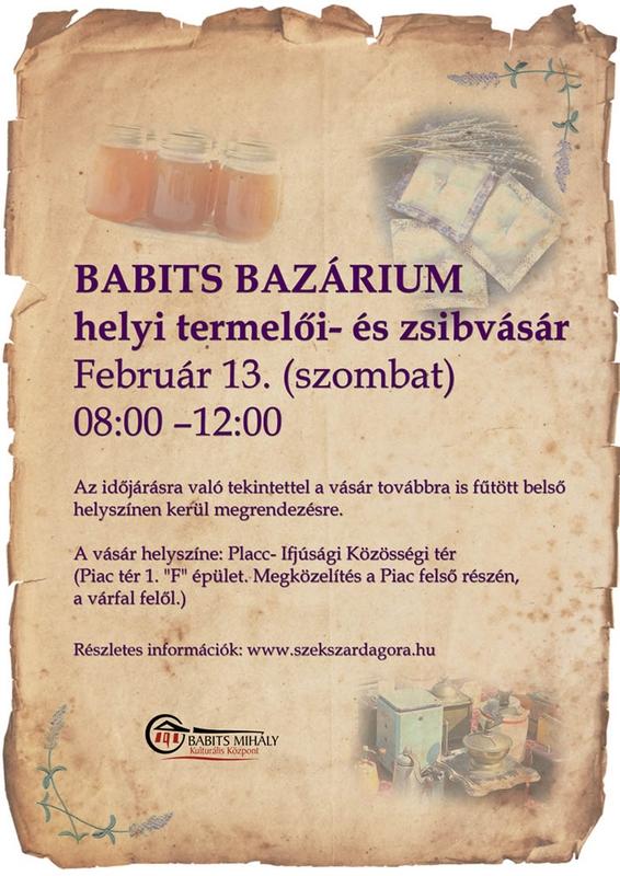 Babits bazárium1