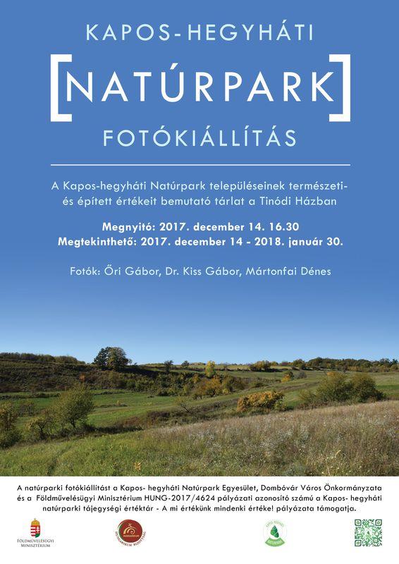 Natúrpark fotókiállítás