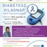 Meghívó - Diabétesz világnap