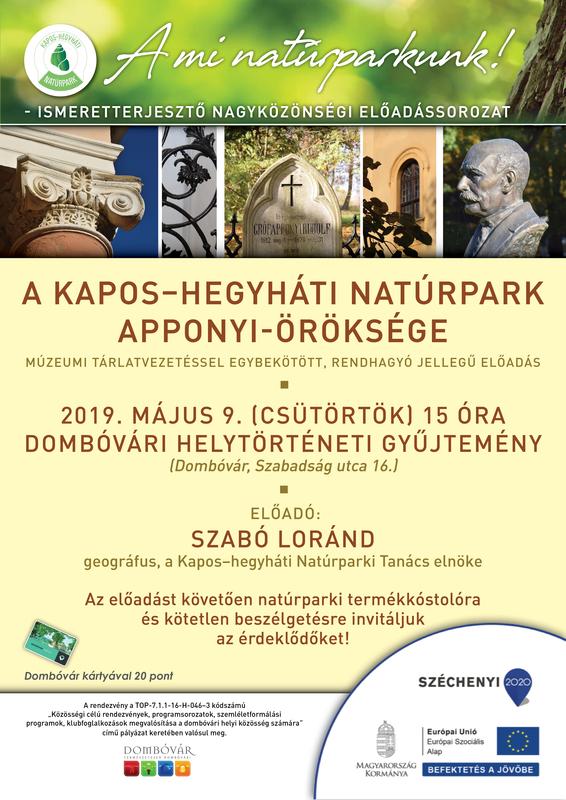Natúrparki előadás 20190509