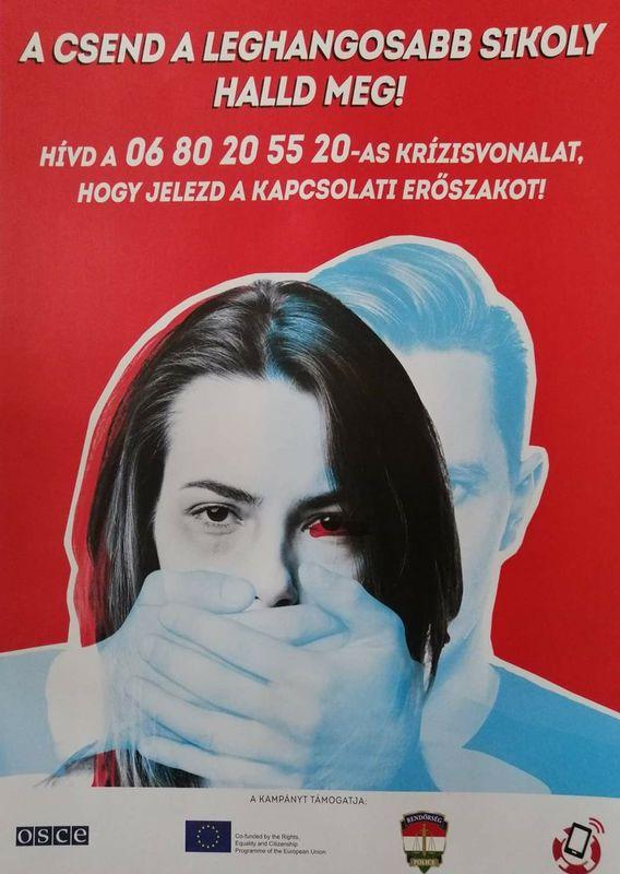 ELBIR hírlevél 11.22. kapcsolati erőszak