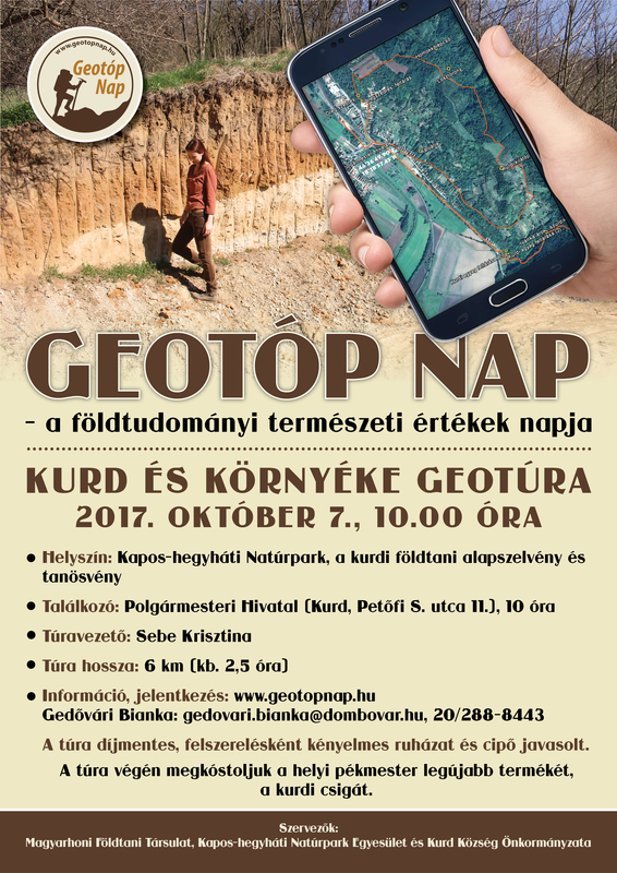 Geotúra plakát