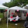 045. A Vöröskereszt is képviselte magát a rendezvényen