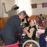 32 -  Marosi Istvánné, Katica néni köszöntése