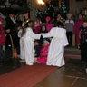 10.  Az óvodások Jézus születésének történetét adták elő