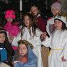 12. A szent család és az angyalok