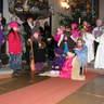 16. A pásztorok meglátogatták a kis Jézust