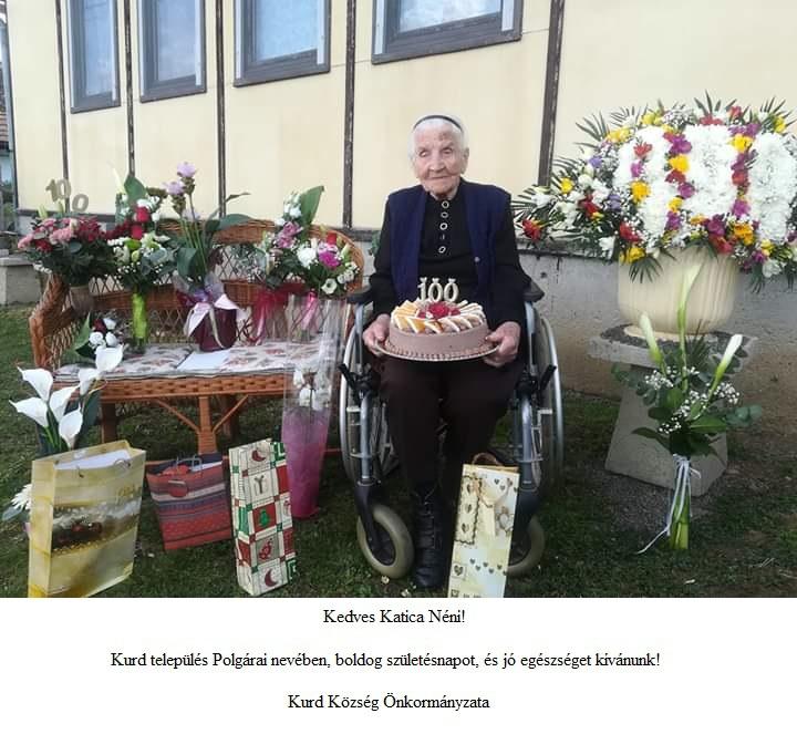 Születésnapi köszöntő Önkormányzat