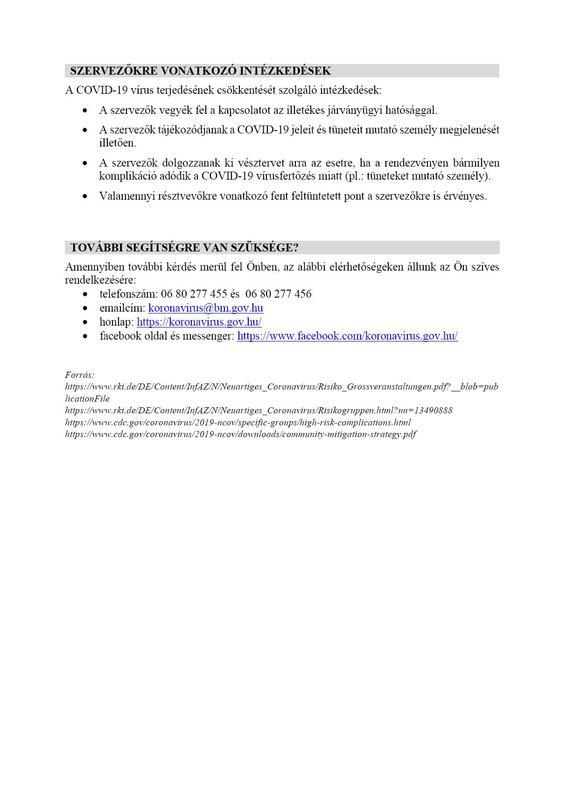 lehetőségek kontaktszám csökkentésére2