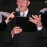 07 - Sági István, a Klub elnöke az eltelt 10 évrõl tartott beszámolót a jelenlévõknek.jpg
