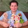 26 - Bálizs Gabriella osztályfõnök és elsõ osztályának diákjai:.jpg