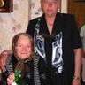 06 - Szentpáli Árpádné polgármester is felköszöntötte a falu legidõsebb lakóját.jpg