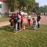 19 - Síelés szárazon, kiválóan teljesített a gyulajiak Tûzvarázsló csapata.jpg