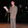 12 - Keszthelyi Tibor a Gála mûsorvezetõje rövid adventi bevezetõt tartott.jpg