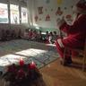 A Mikulás látogatása a taszári bölcsődében és óvodában 2011. december