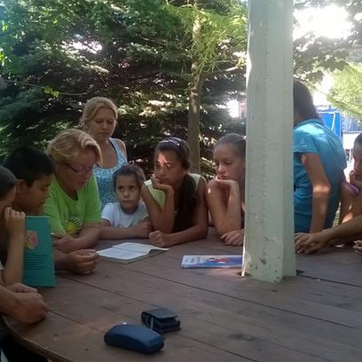 Balatonszárszói tábor