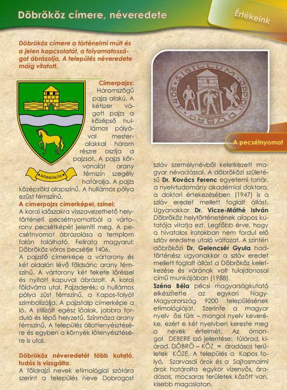 Címer és név eredet
