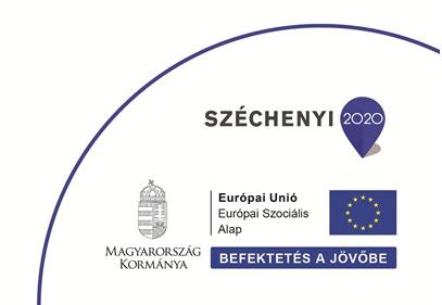 Széchenyi 2020 ESZA logo