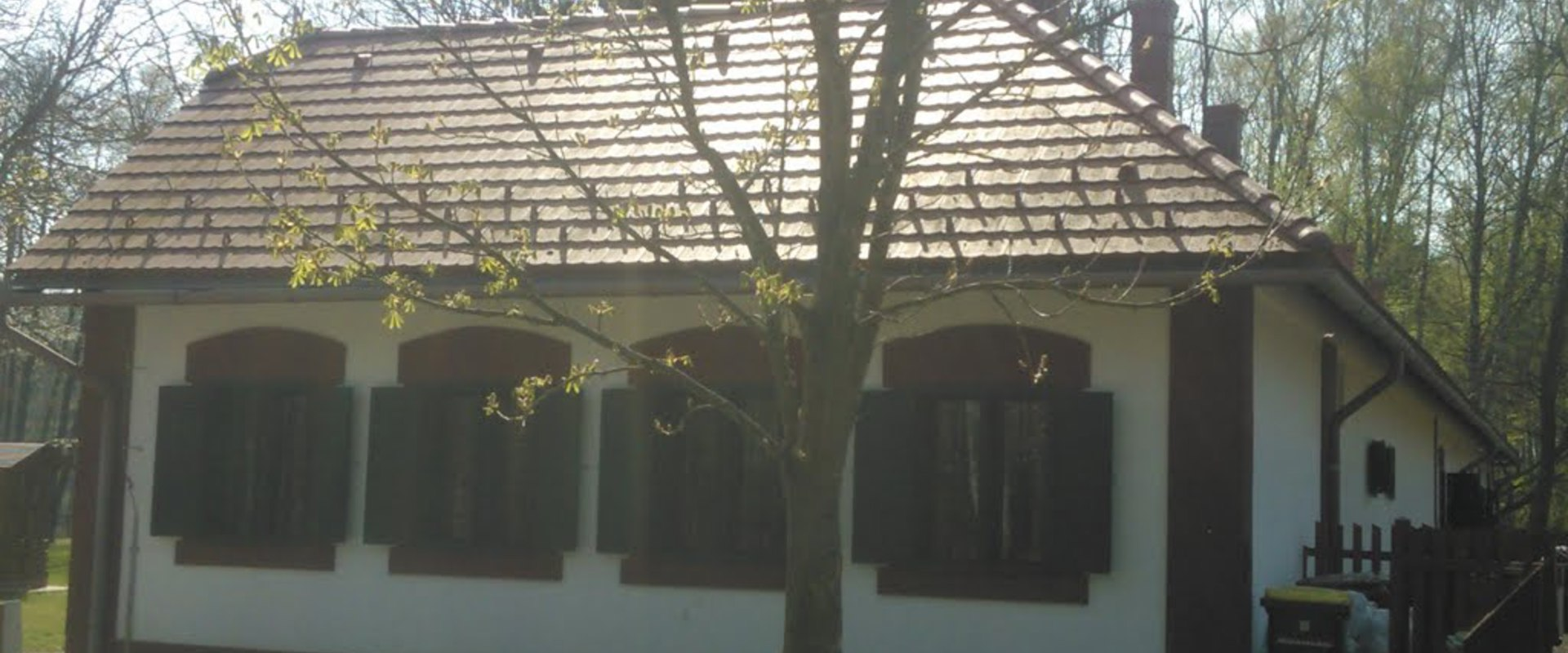 Turista ház