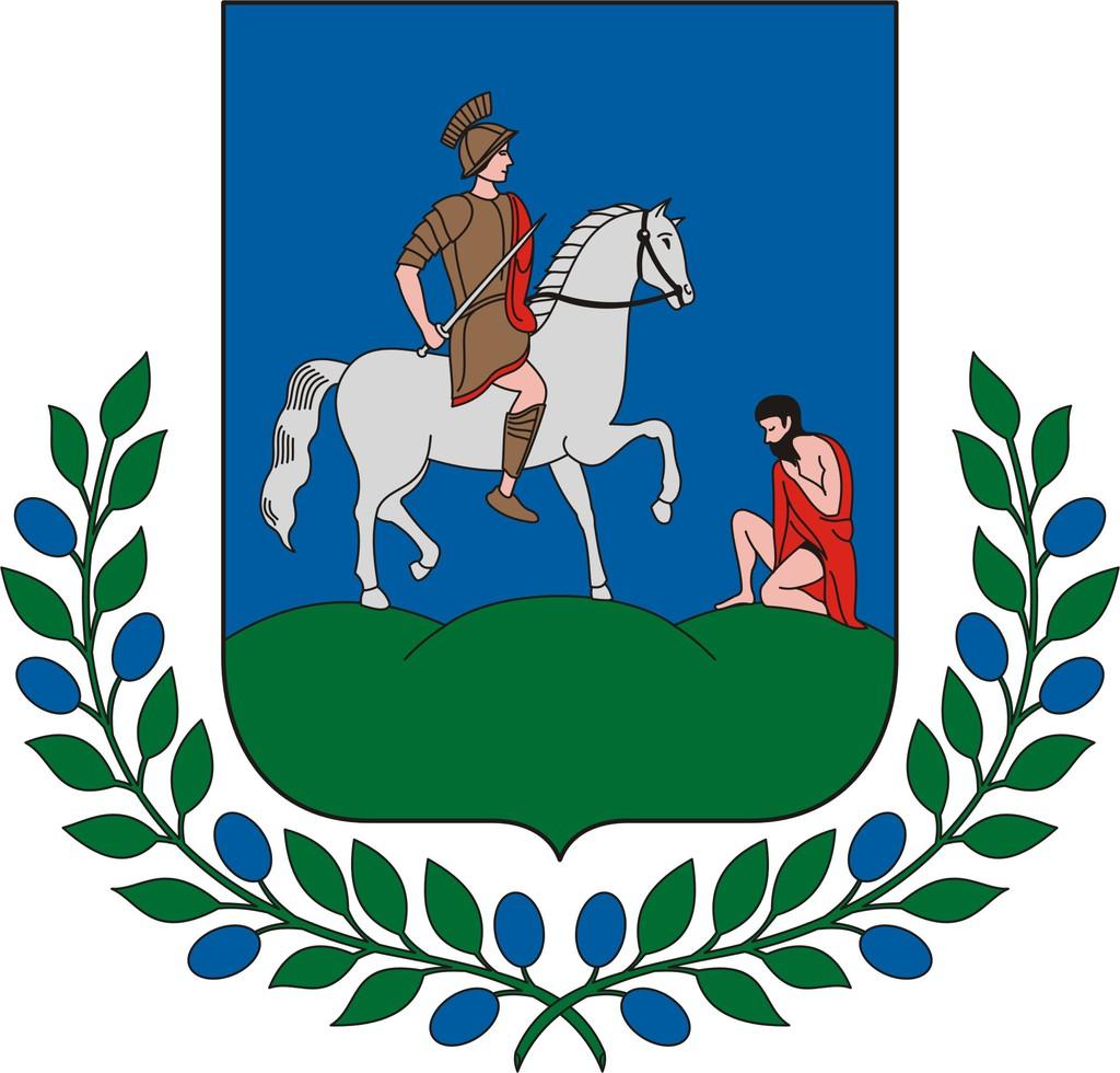 Szilvásszentmárton címere