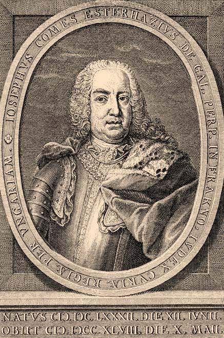 Eszterházy Józef gróf