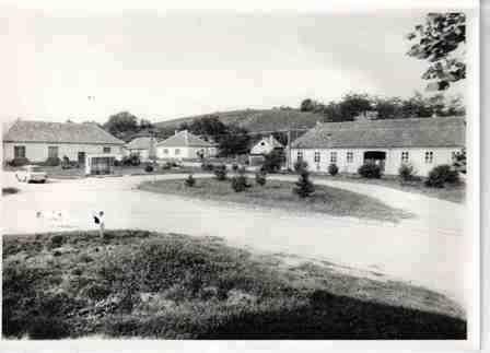 A régi főtér