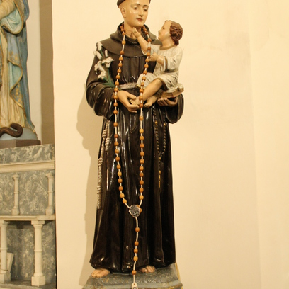 templomi szobor